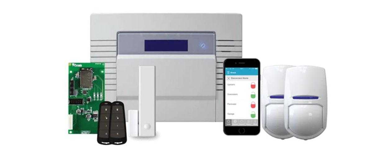 Pyronix Intruder Alarm System